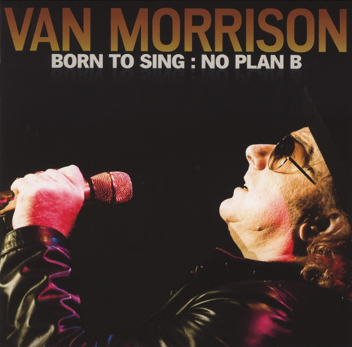 Van Morrison - Born To Sing; No Plan B album cover