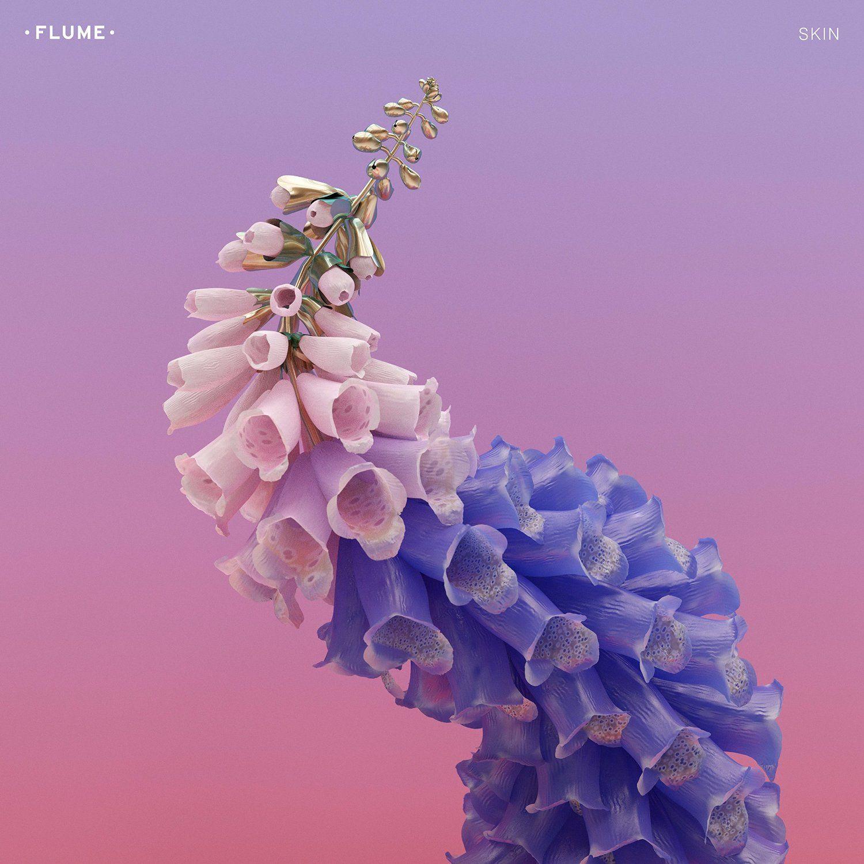 Flume - Skin album cover