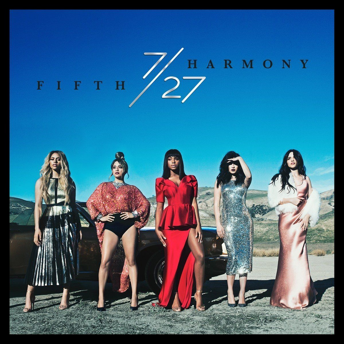 Fifth Harmony - 7 / 27 album cover