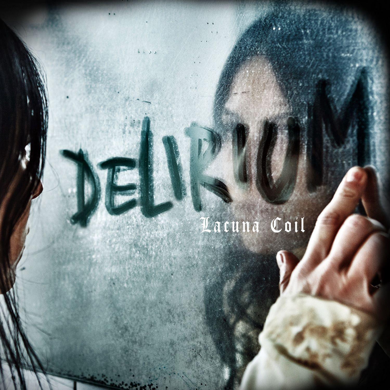 Lacuna Coil - Delirium album cover