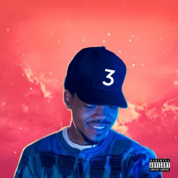 Chance The Rapper - Coloring Book album cover
