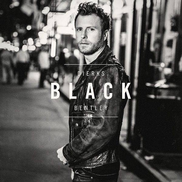 Dierks Bentley - Black album cover