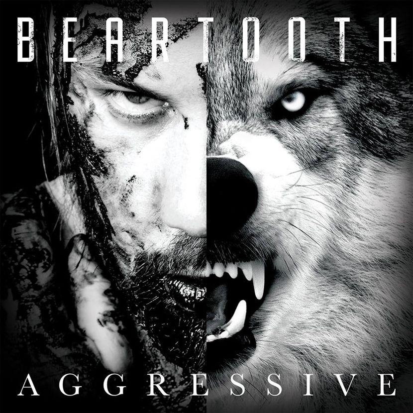 Beartooth - Aggressive album cover