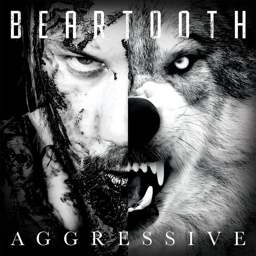 Beartooth - Aggressive album cover