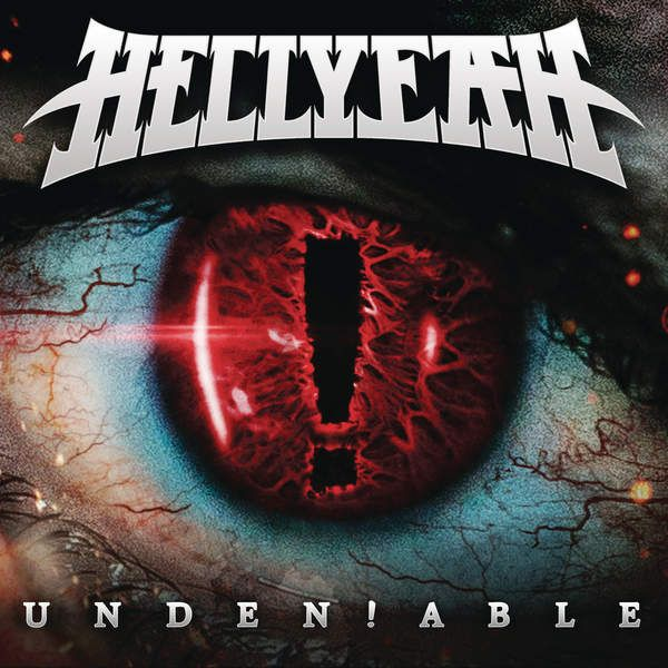 Hellyeah - Unden!able album cover