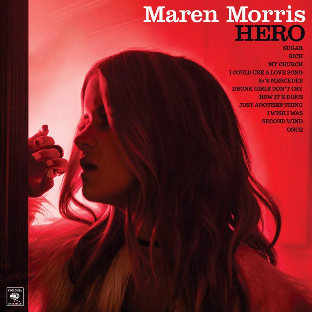 Maren Morris - Hero album cover