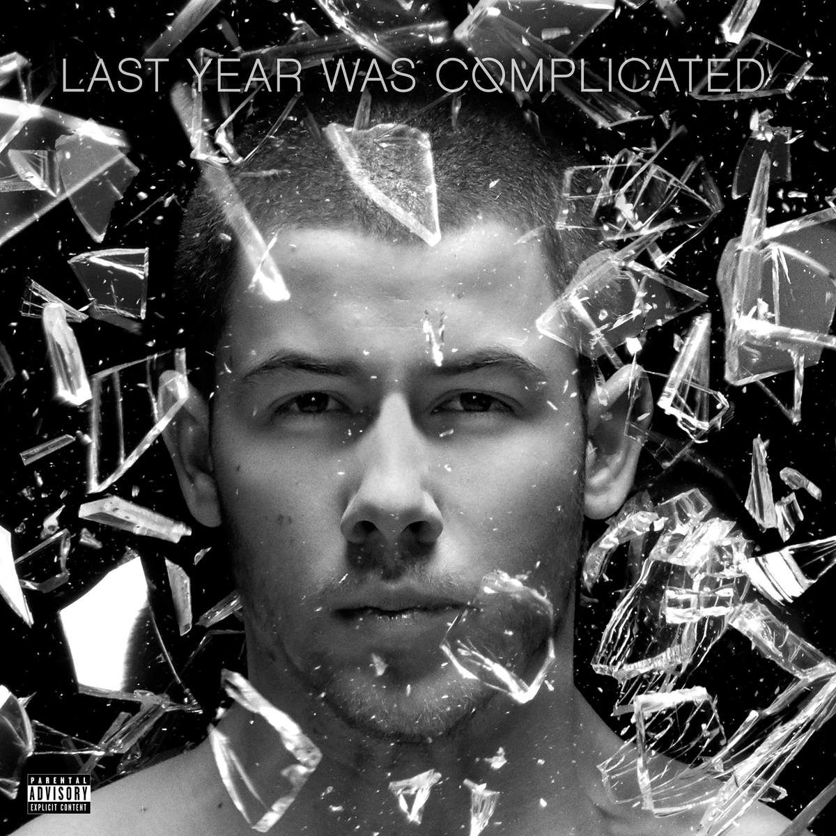 Nick Jonas - Last Year Was Complicated album cover