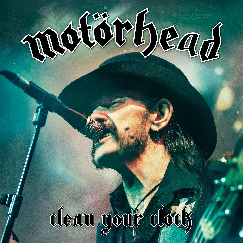 Motörhead - Clean Your Clock album cover