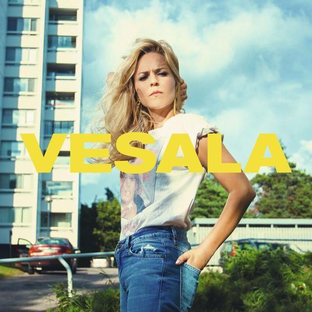 Vesala - Vesala album cover