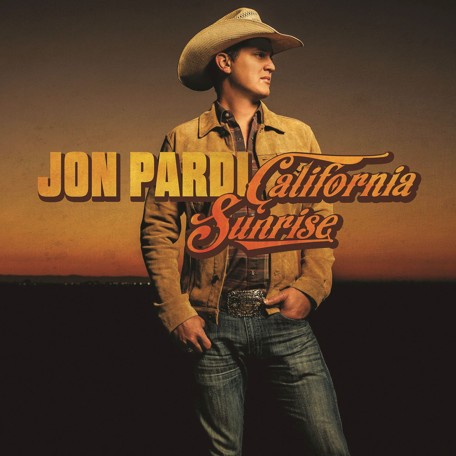 Jon Pardi - California Sunrise album cover