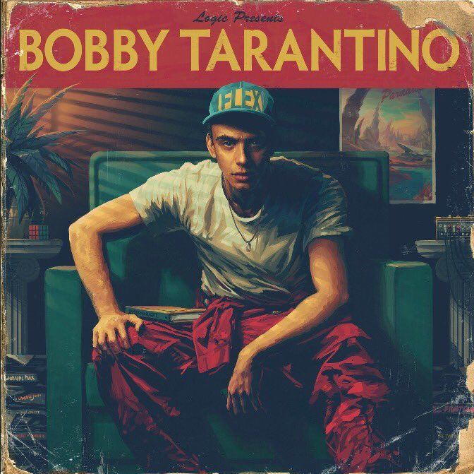 Logic - Bobby Tarantino album cover