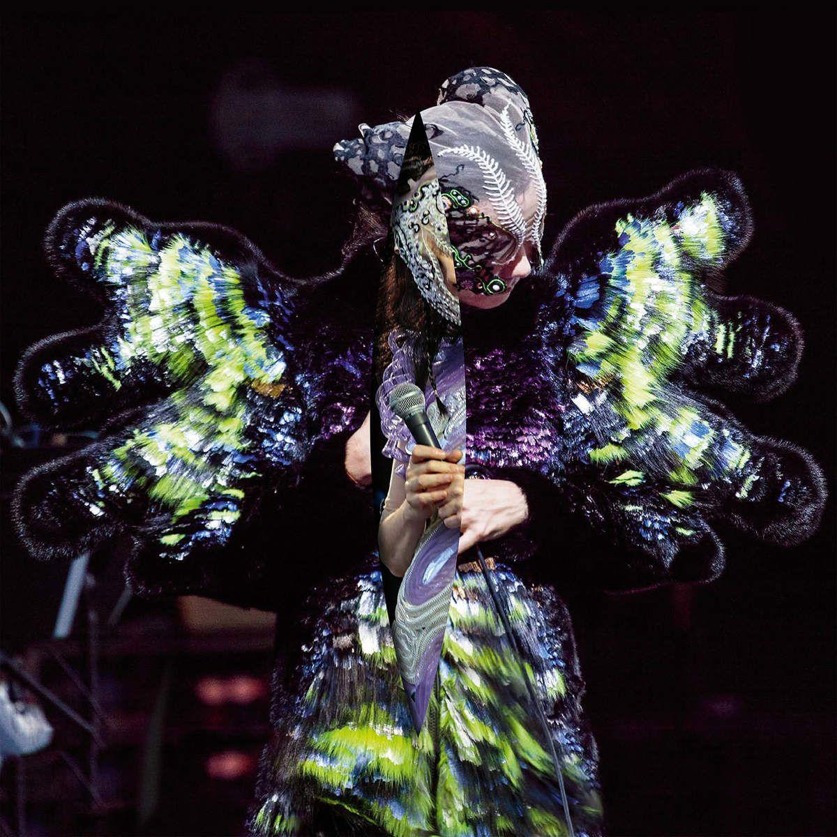 Björk - Vulnicura Live album cover