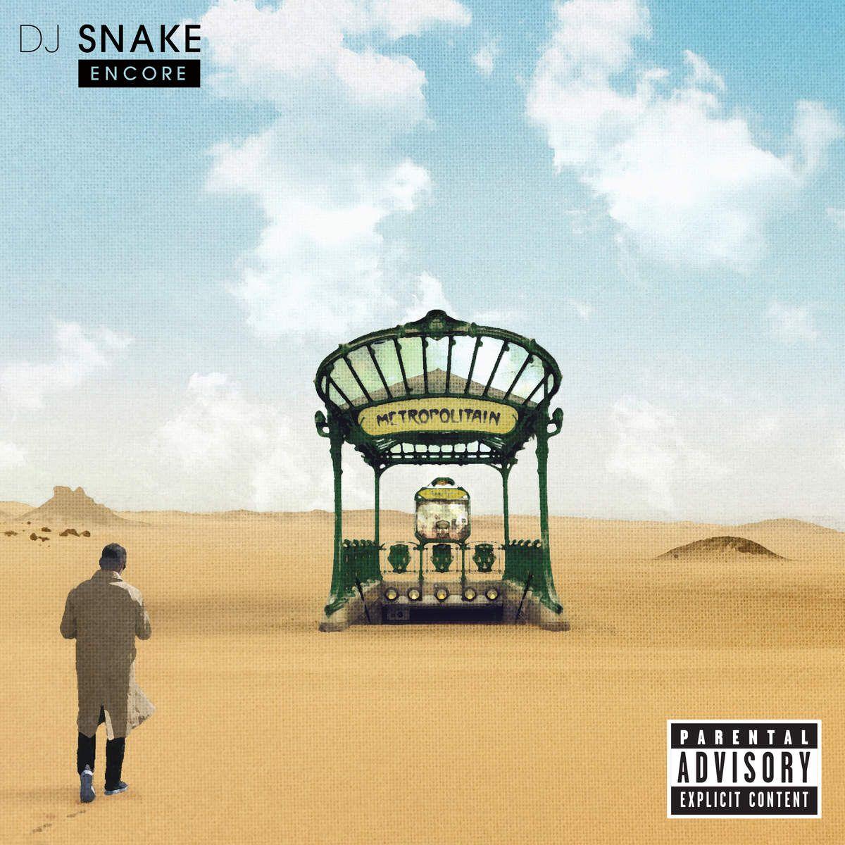 DJ Snake - Encore album cover