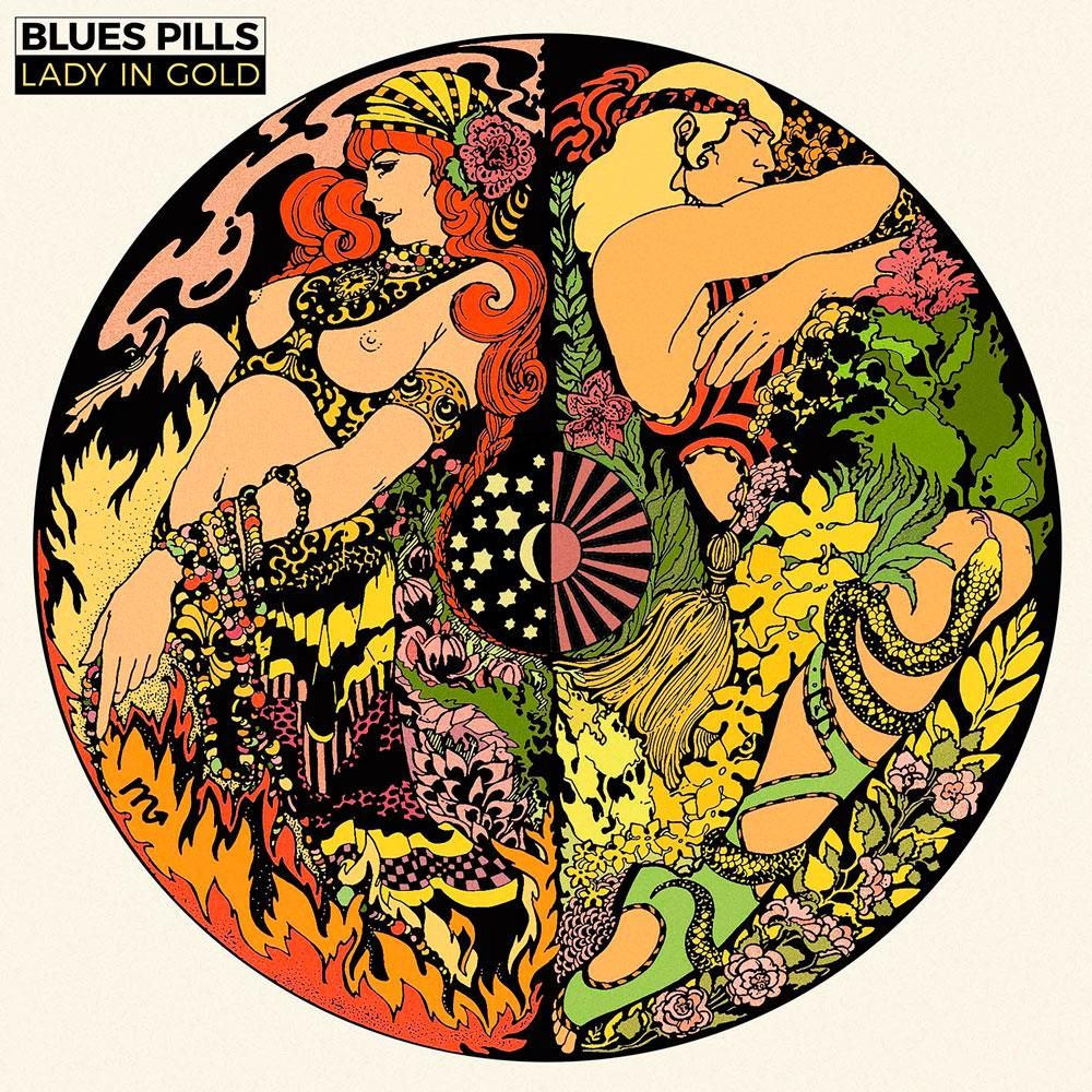 Blues Pills - Lady In Gold album cover