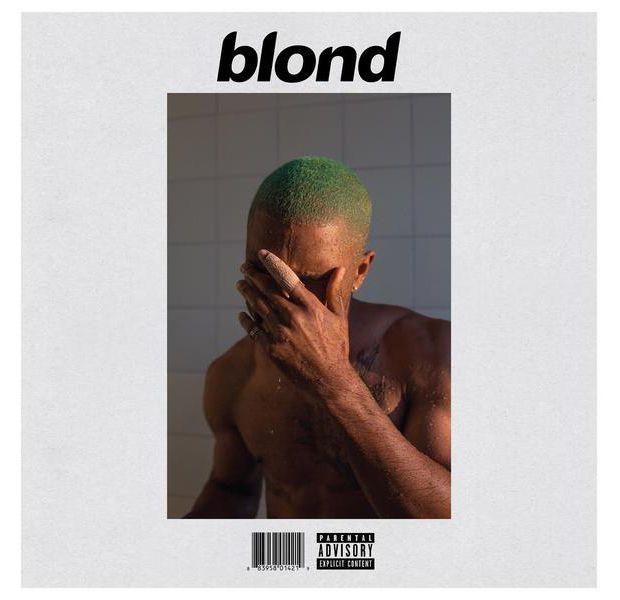 Frank Ocean - Blonde album cover
