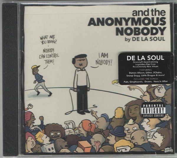 De La Soul - And The Anonymous Nobody album cover