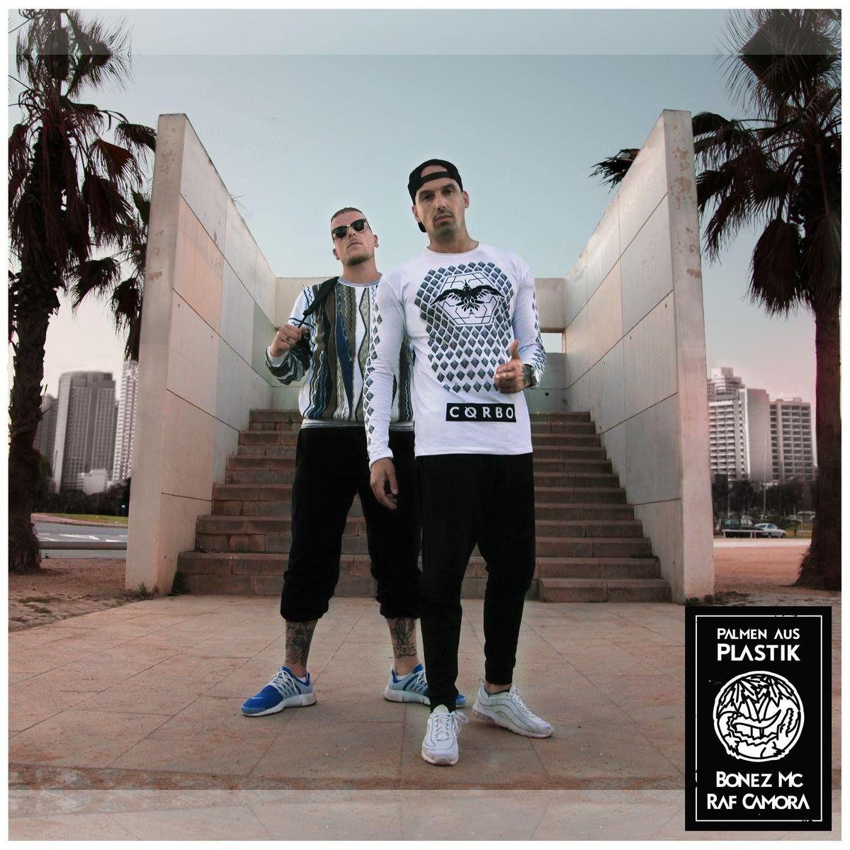 Bonez MC - Palmen Aus Plastik album cover