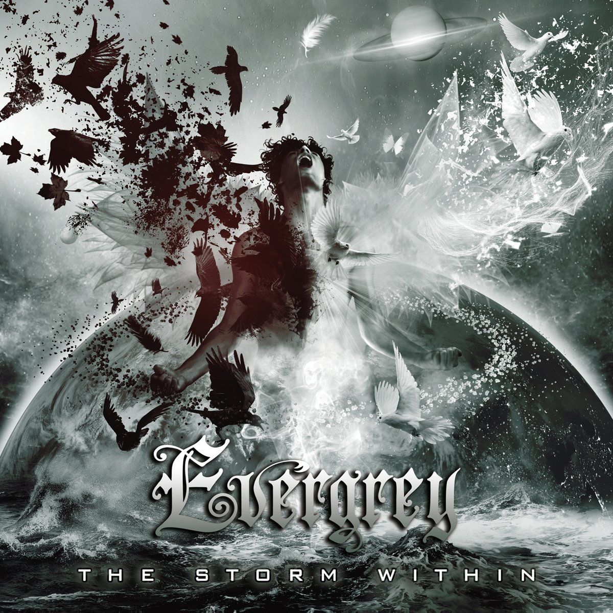 Evergrey - The Storm Within album cover
