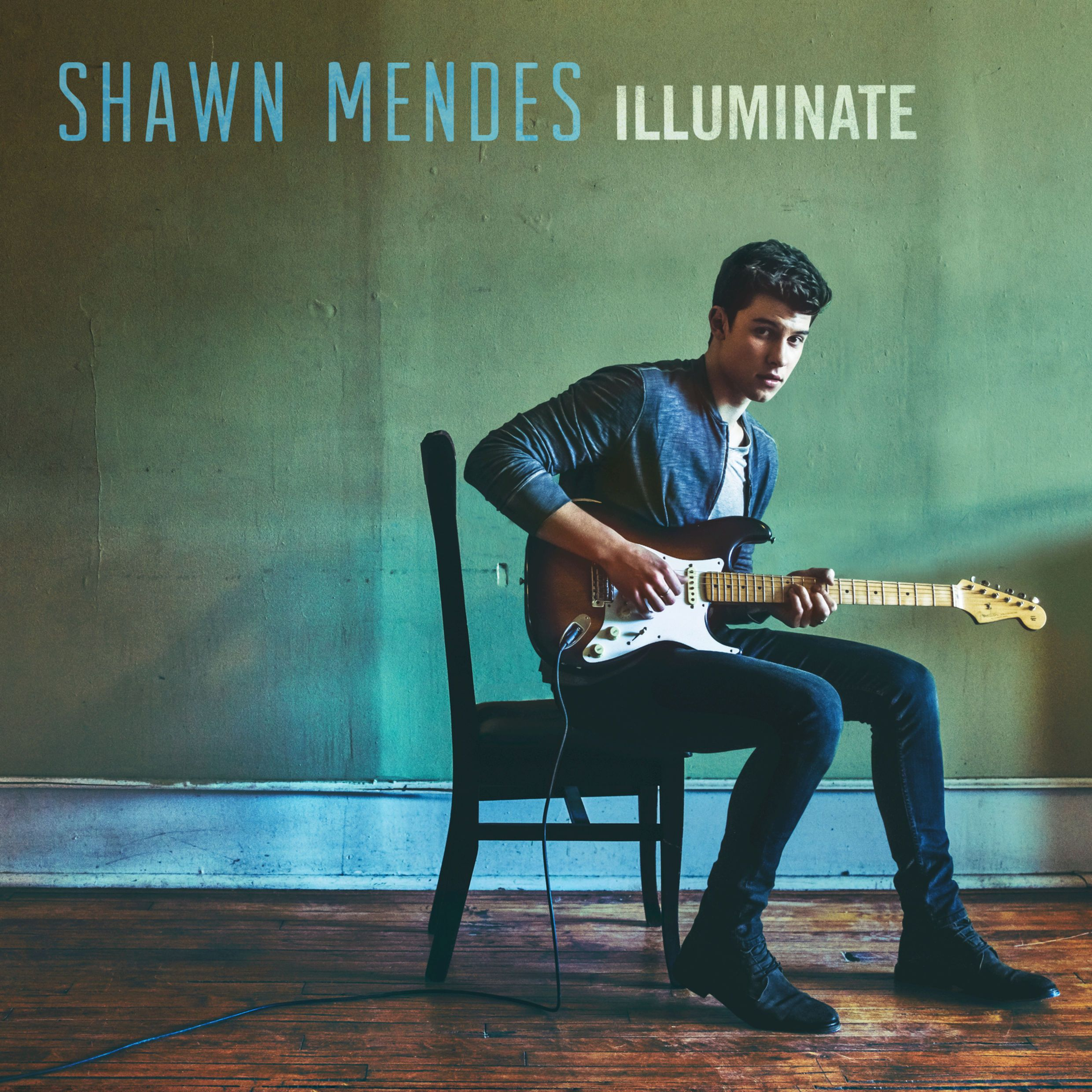 Shawn Mendes - Illuminate album cover