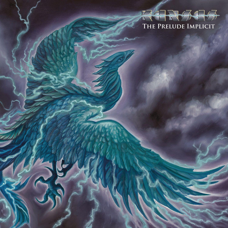 Kansas - The Prelude Implicit album cover