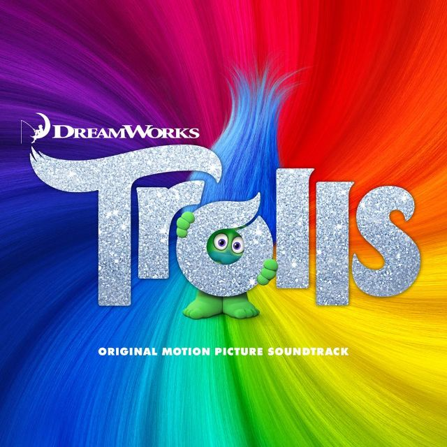 Soundtrack - Trolls album cover