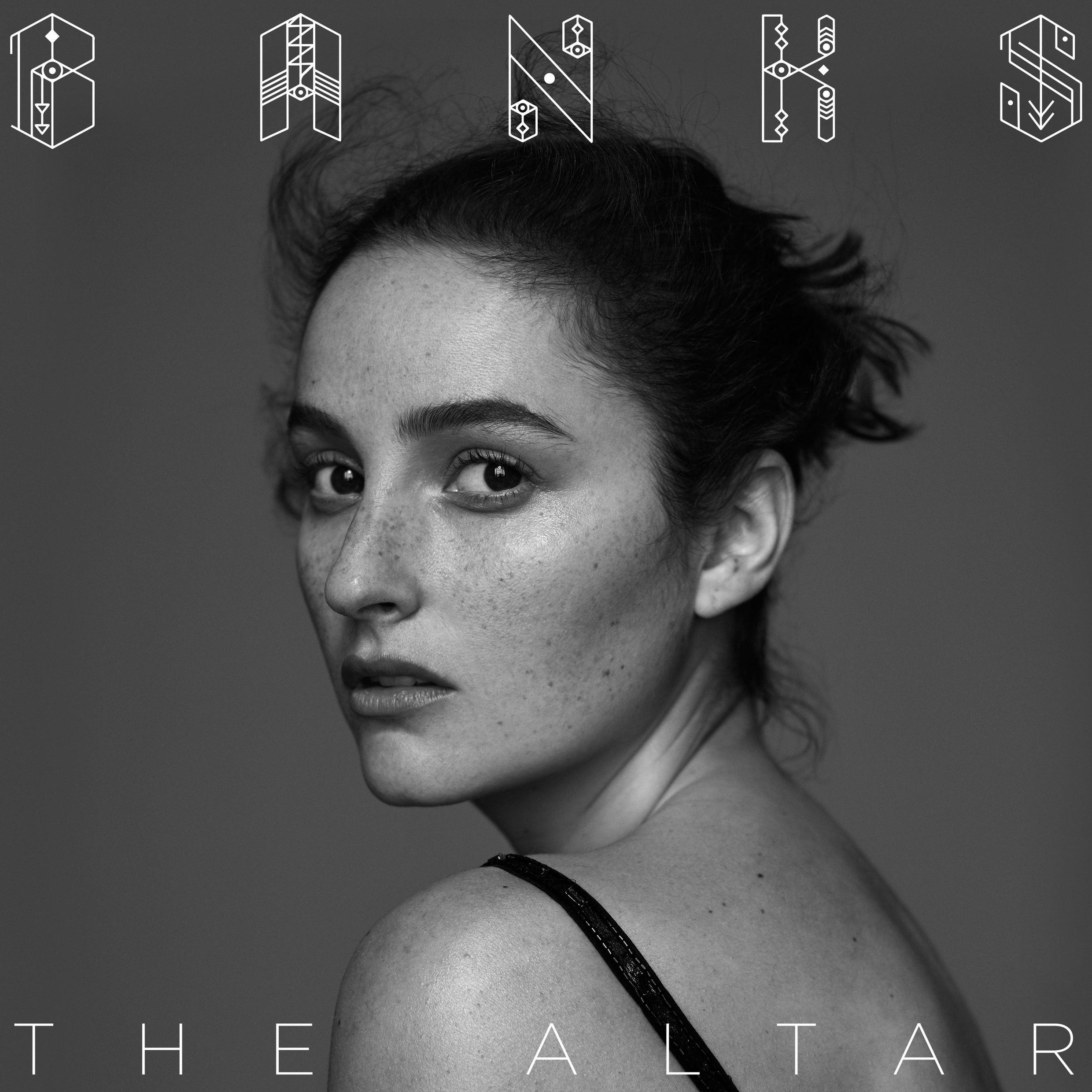 BANKS - The Altar album cover