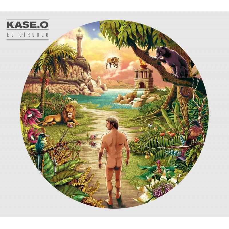 Kase.o - El Círculo album cover