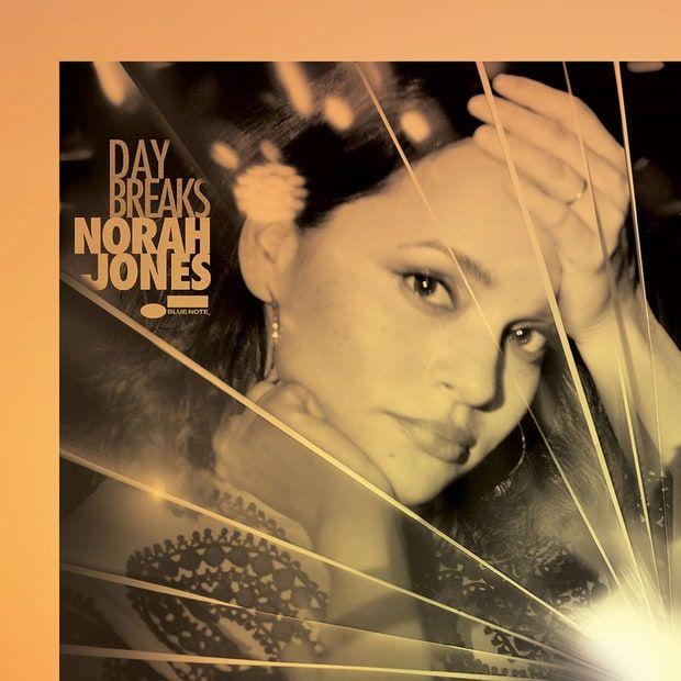Norah Jones - Day Breaks album cover
