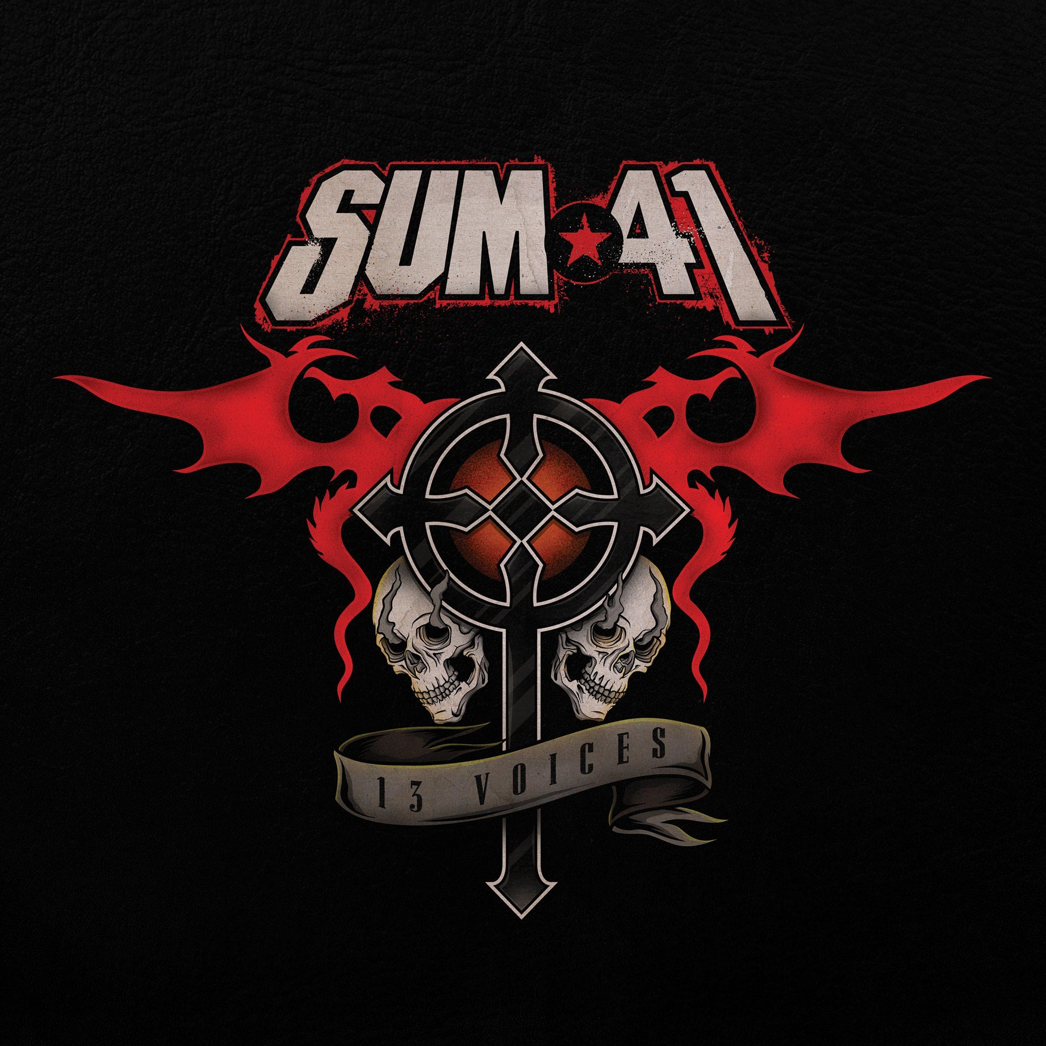 Sum 41 - 13 Voices album cover