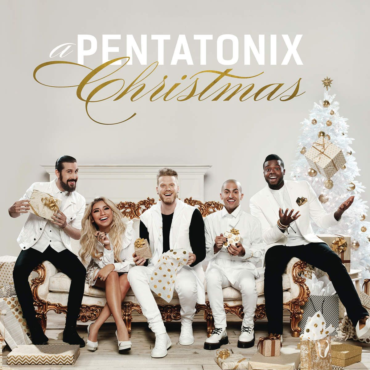 Pentatonix - A Pentatonix Christmas album cover