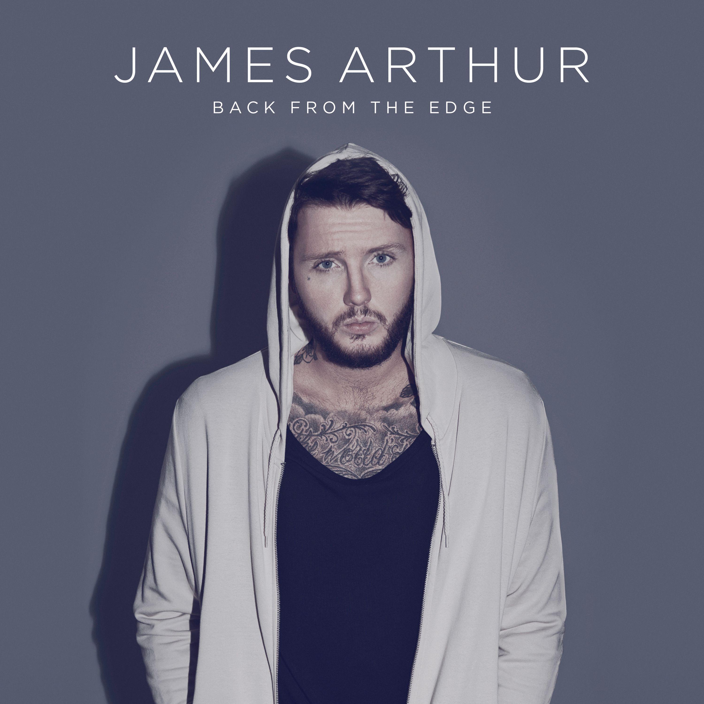 James Arthur - Back From The Edge album cover
