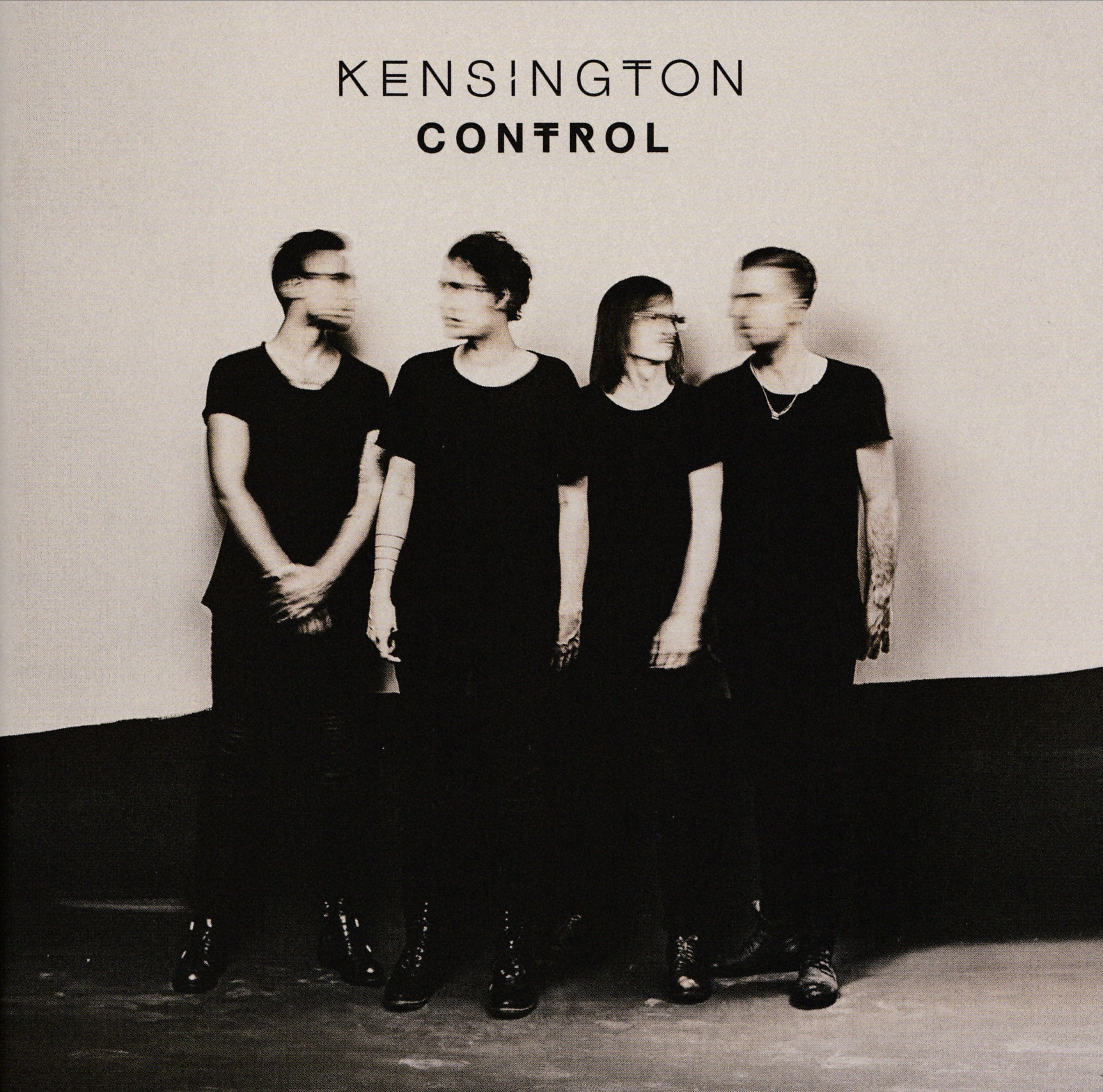 Kensington - Control album cover