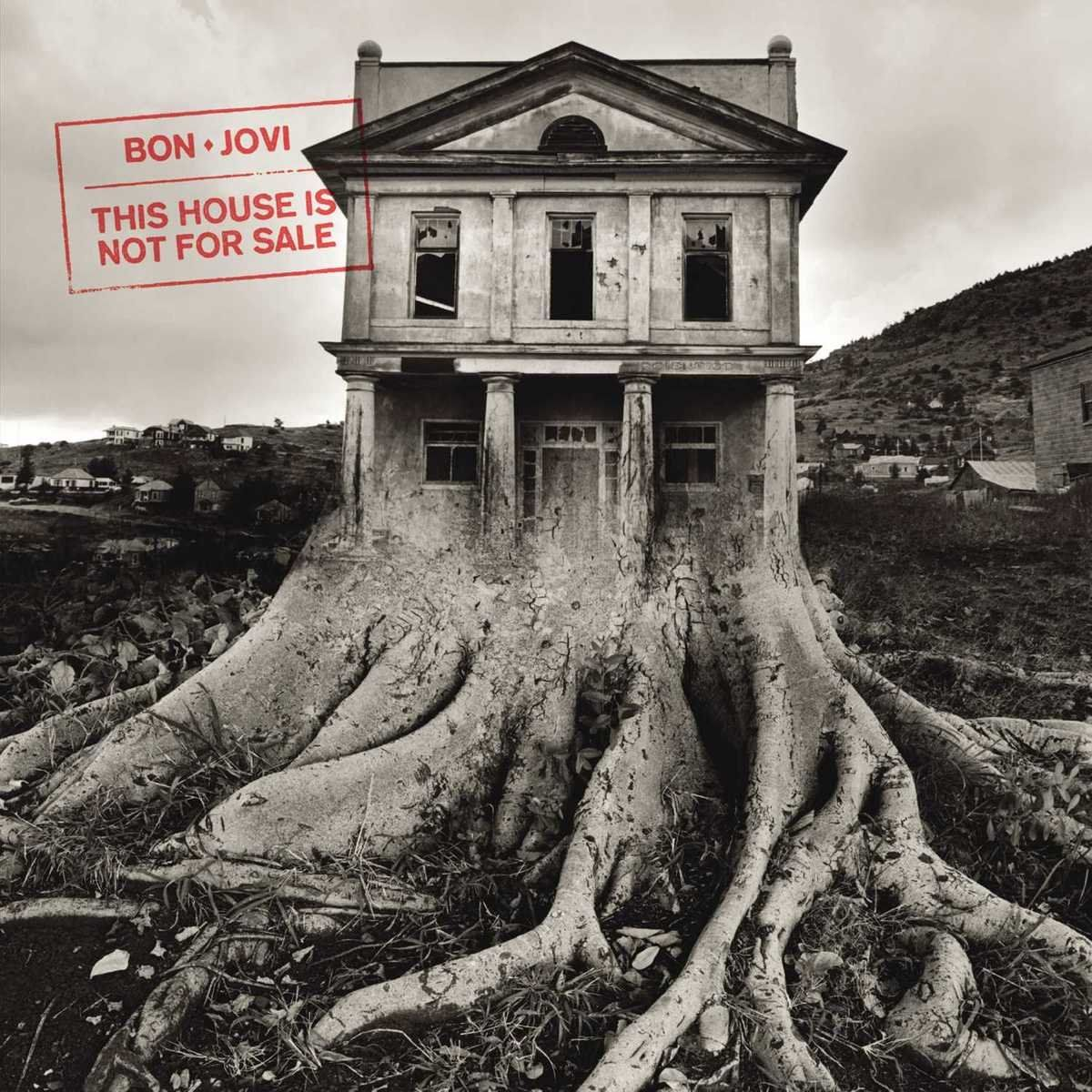 Bon Jovi - This House Is Not For Sale album cover
