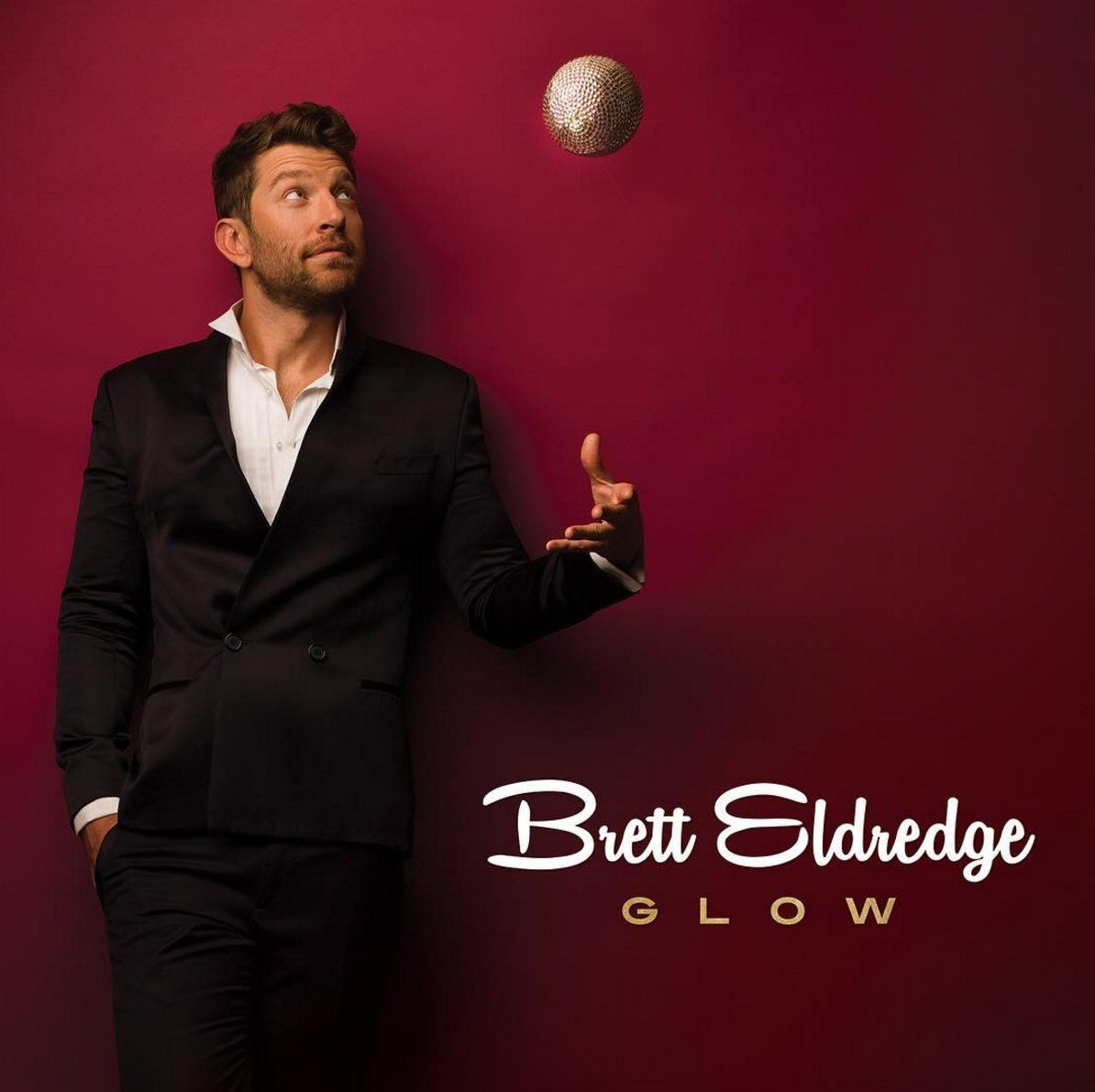 Brett Eldredge - Glow album cover