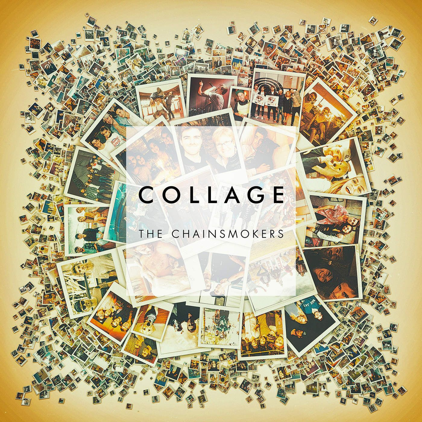 The Chainsmokers - Collage album cover