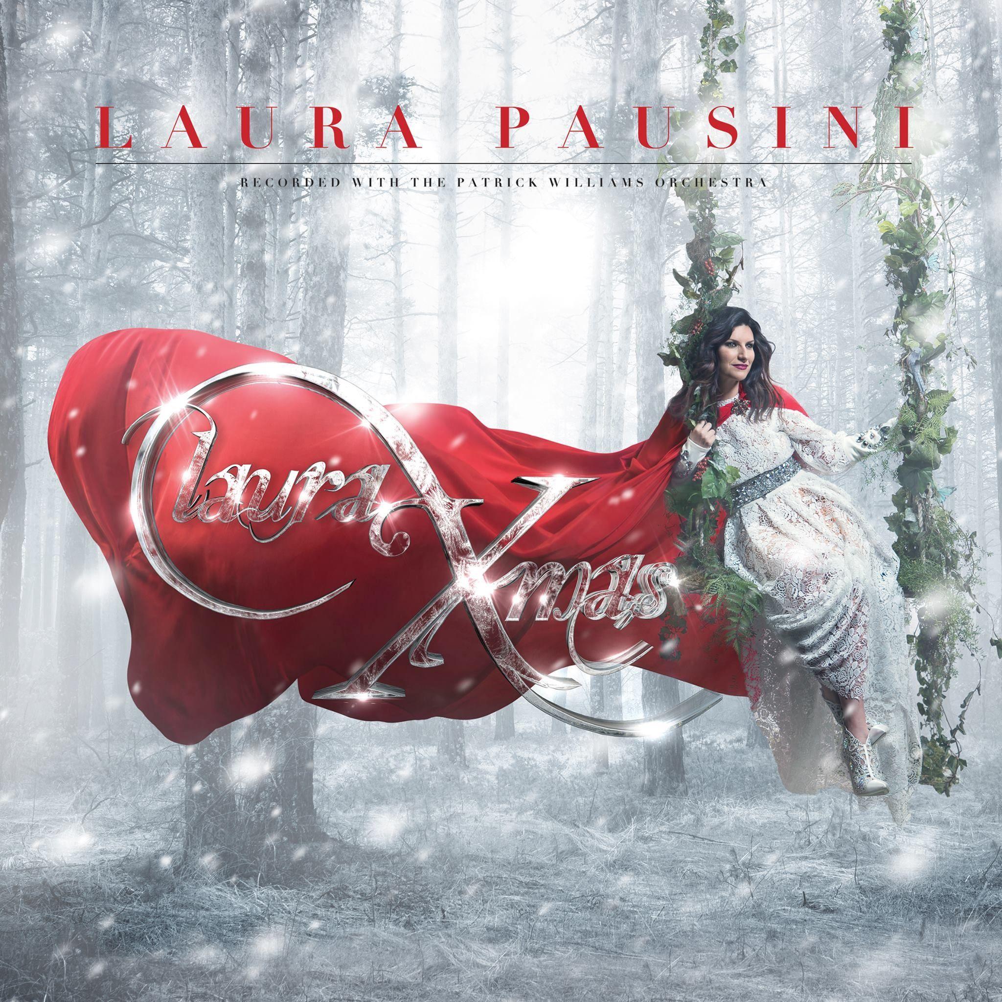 Laura Pausini - Laura Xmas album cover