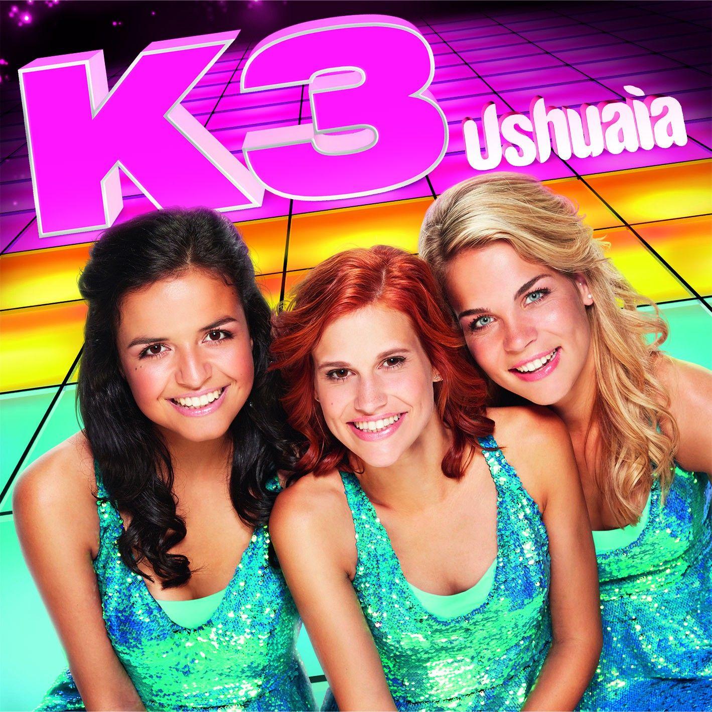 K3 - Ushuaia album cover