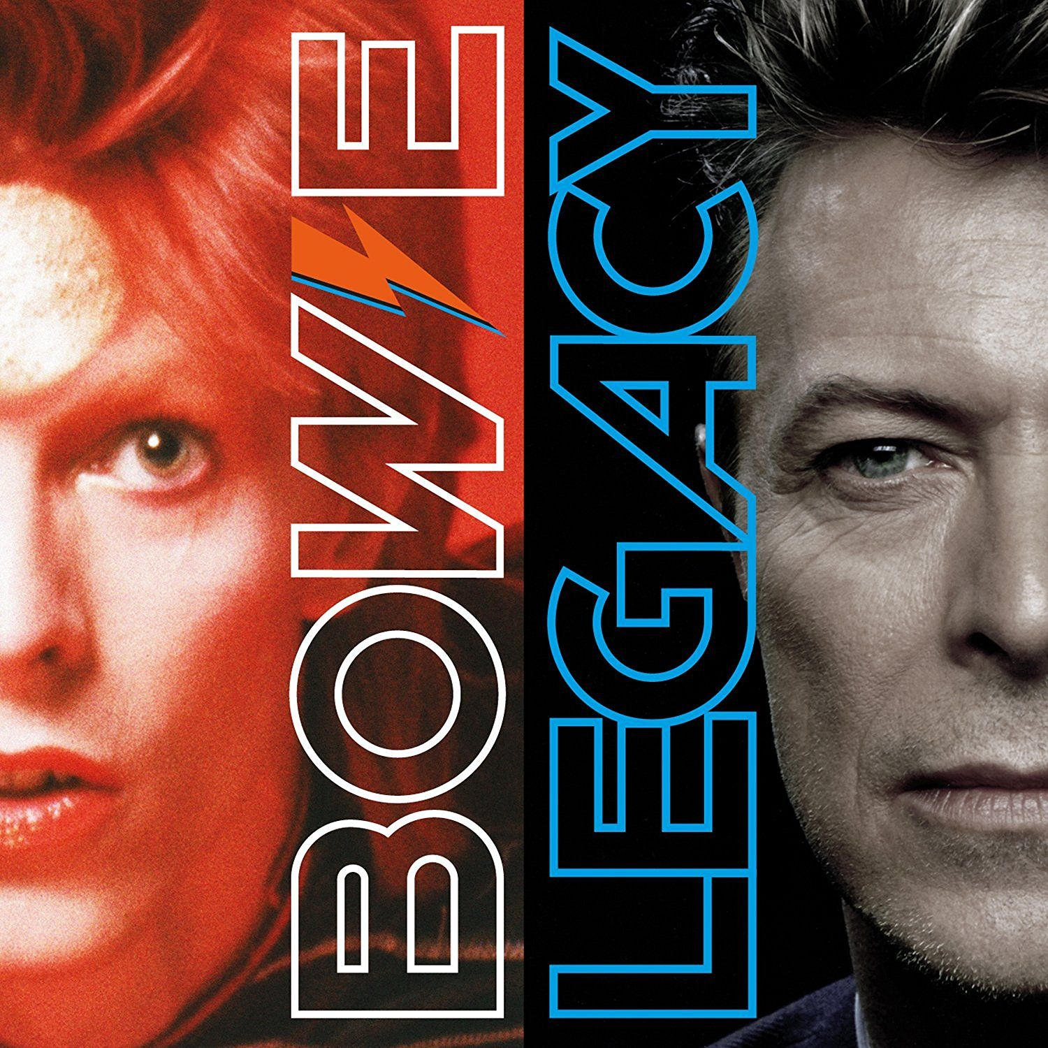 David Bowie - Legacy (The Very Best Of) album cover