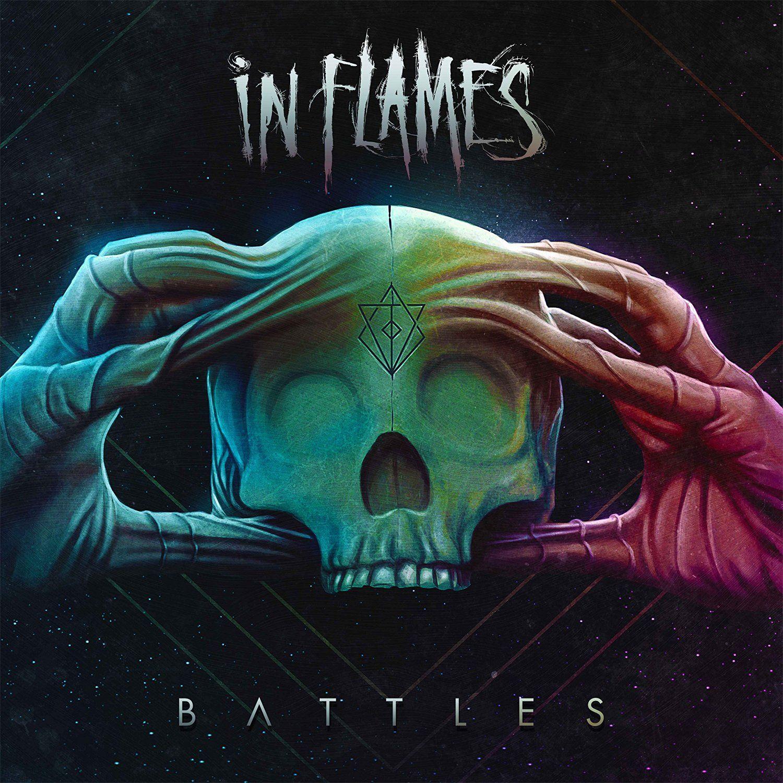 In Flames - Battles album cover