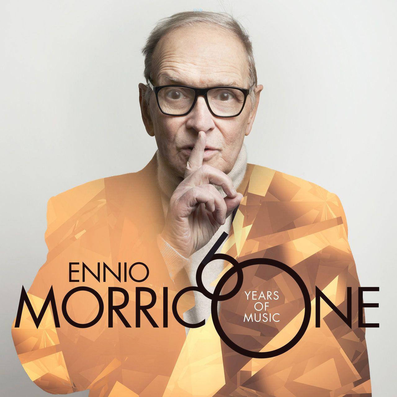 Ennio Morricone - Morricone 60 album cover