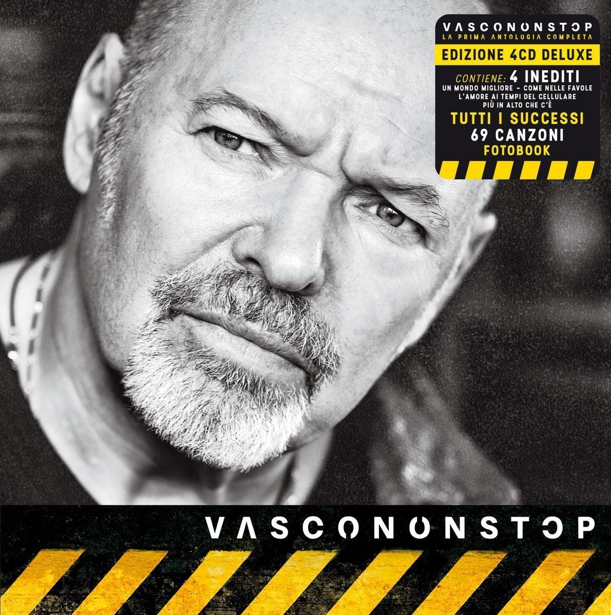 Vasco Rossi - Vascononstop album cover