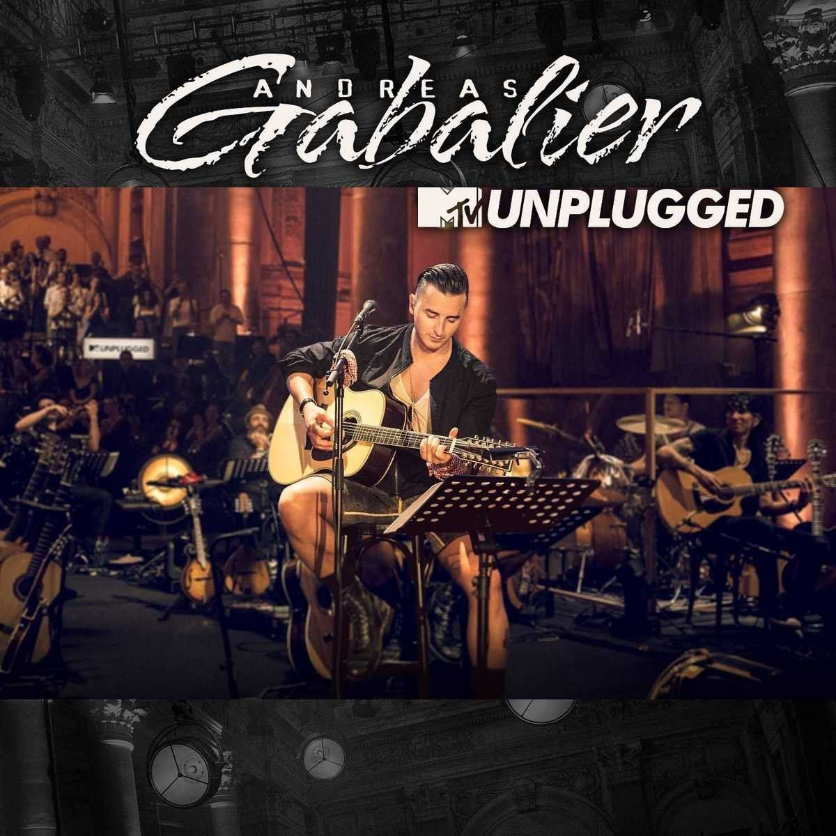 Andreas Gabalier - Mtv Unplugged album cover