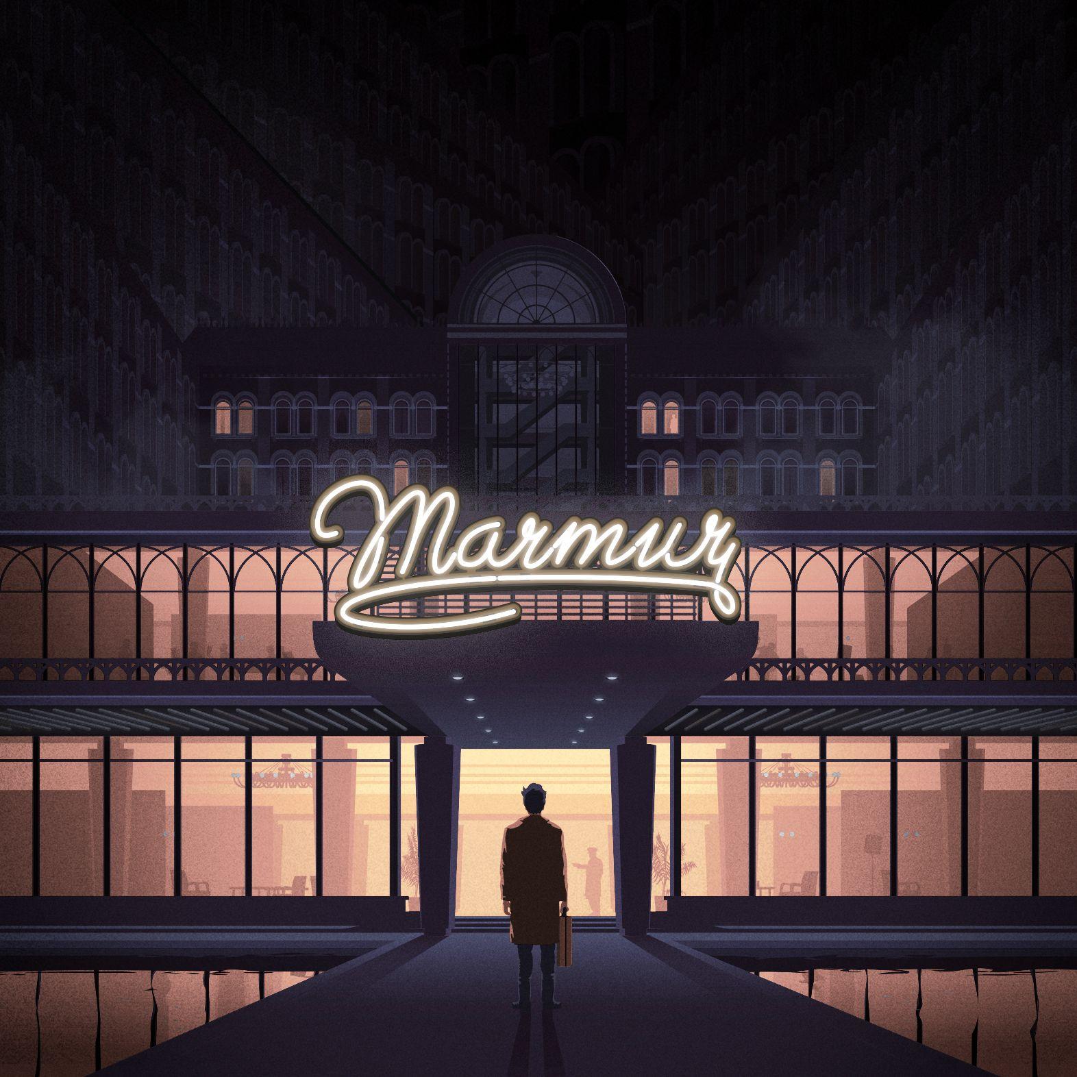 Taco Hemingway - Marmur album cover