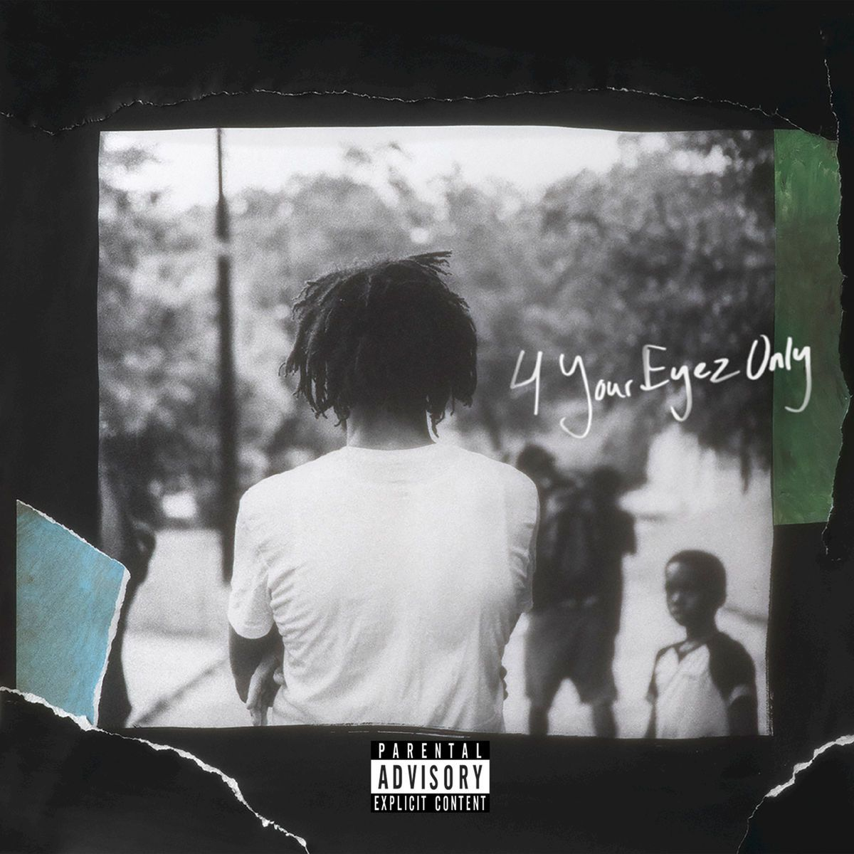 J. Cole - 4 Your Eyez Only album cover