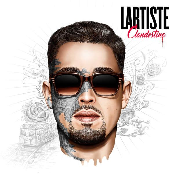 Lartiste - Clandestino album cover