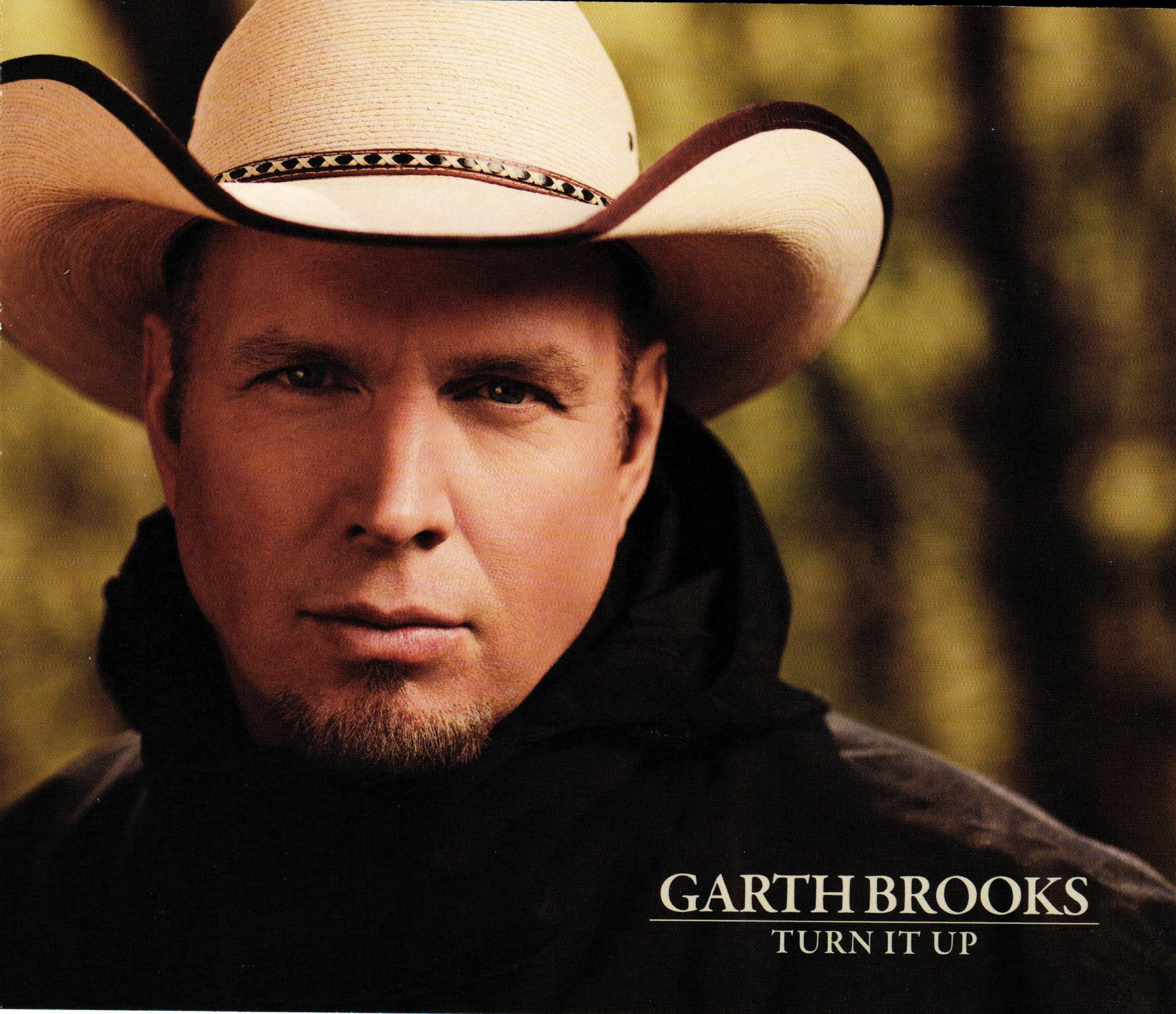 Garth Brooks - The Ultimate Collection album cover
