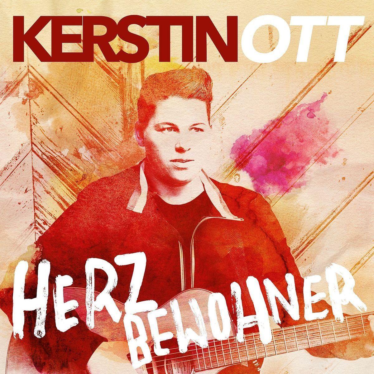 Kerstin Ott - Herzbewohner album cover