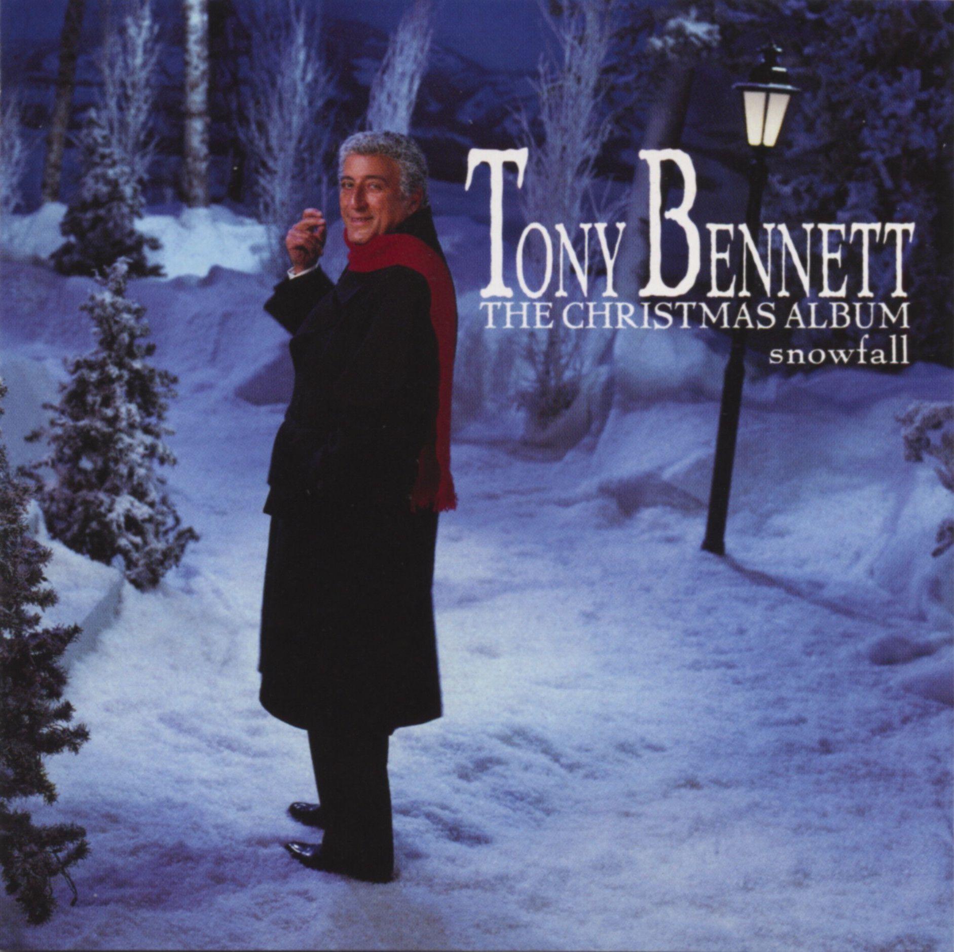 Tony Bennett - Snowfall: The Christmas Album album cover