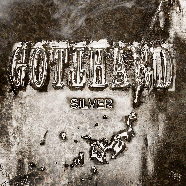 Gotthard - Silver album cover