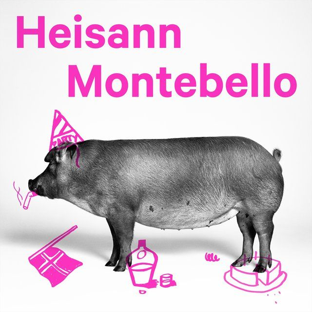 Karpe Diem - Heisann Montebello album cover
